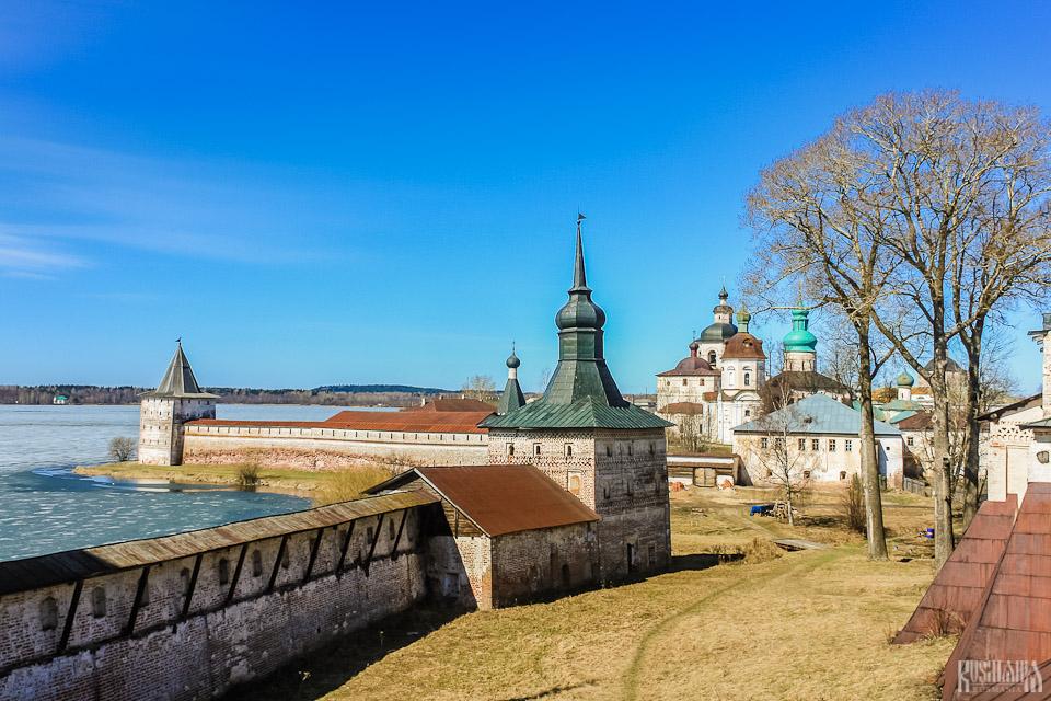 Kirillo-Belozersky Monastery - Kirillov