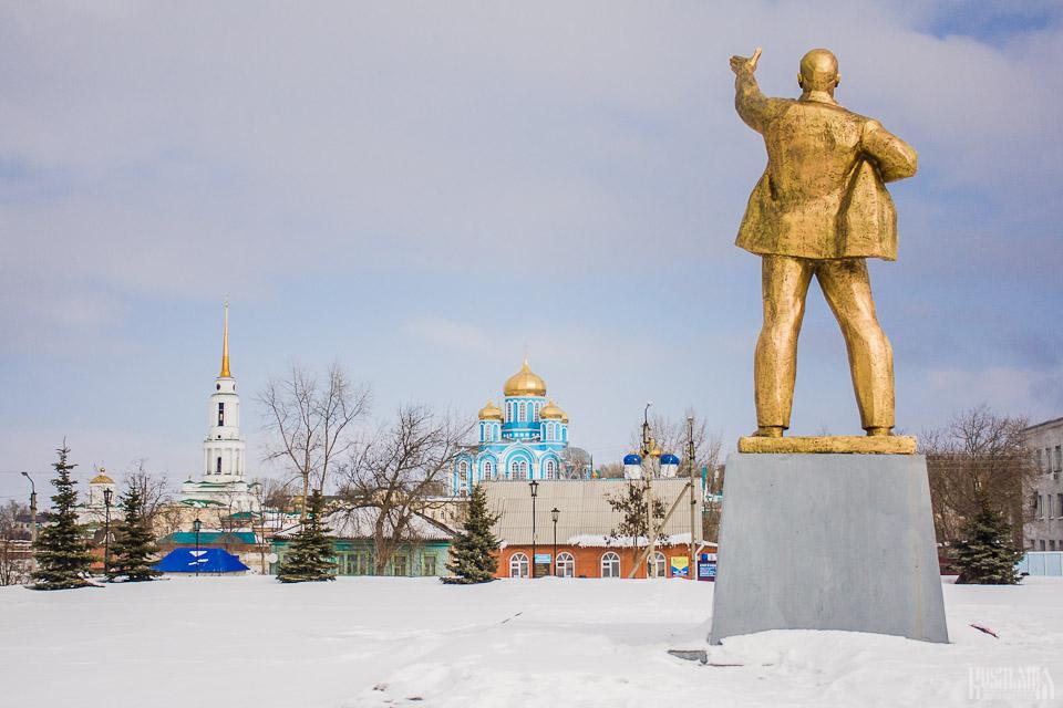Zadonsky Rozhdestvo-Bogoroditsky Monastery - Zadonsk
