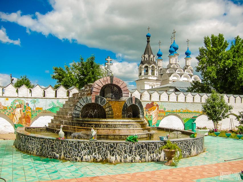 Svyato-Troitsky Convent - Murom