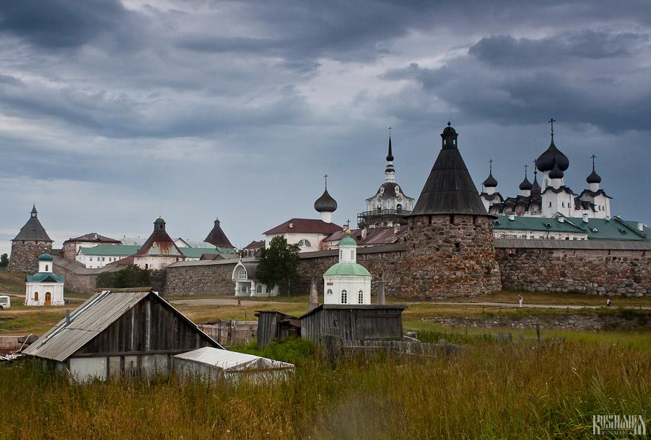 Solovetsky Monastery - Solovetsky Island
