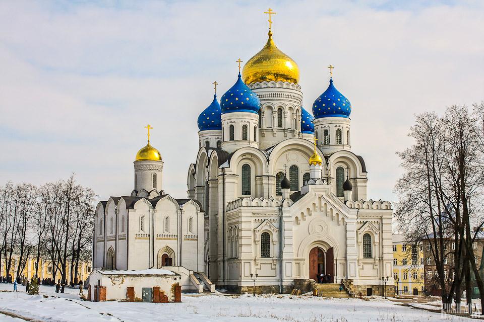 Nikolo-Ugreshsky Monastery - Dzerzhinsky