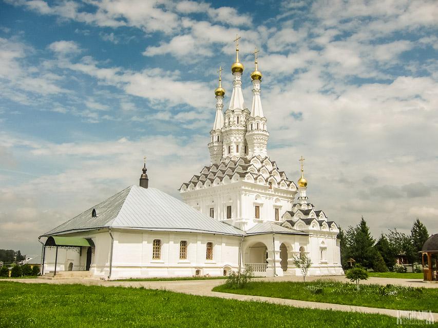 Ioanno-Predtechensky Convent - Vyazma