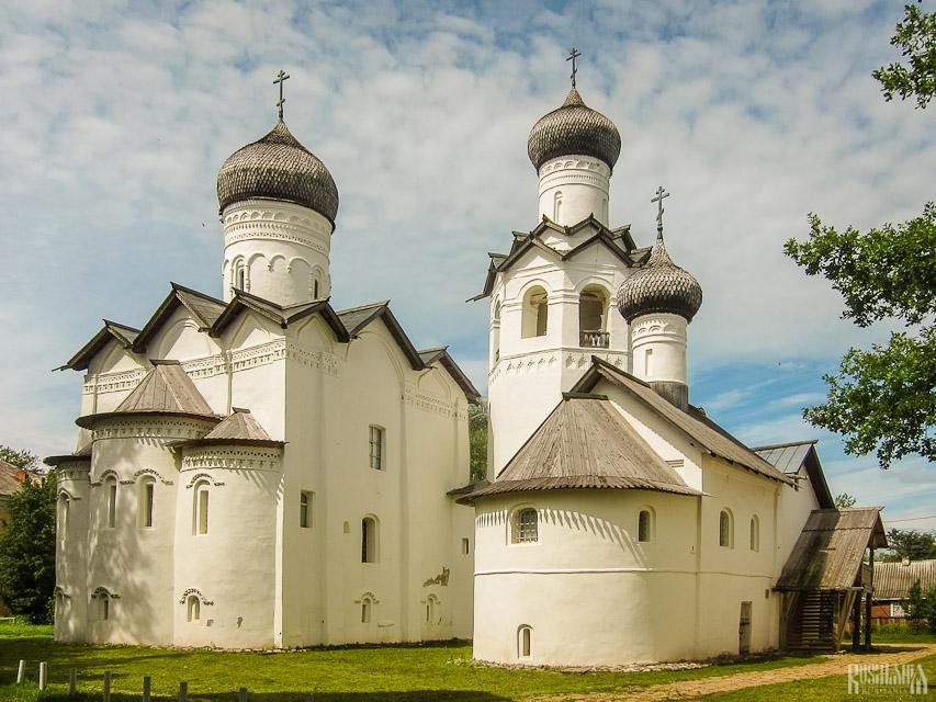 Spasso-Preobrazhensky Monastery - Staraya Russa