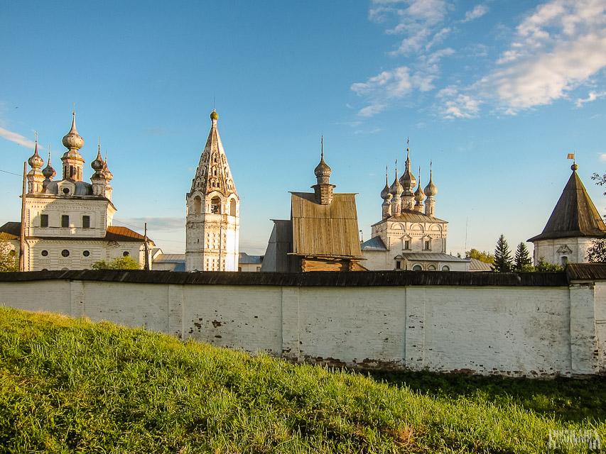 Mikhailo-Arkhangelsky Monastery - Yuriev-Polsky