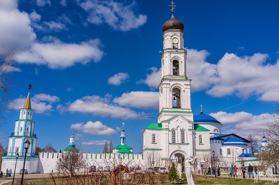 Raifsky Bogoroditsky Monastery - Raifa