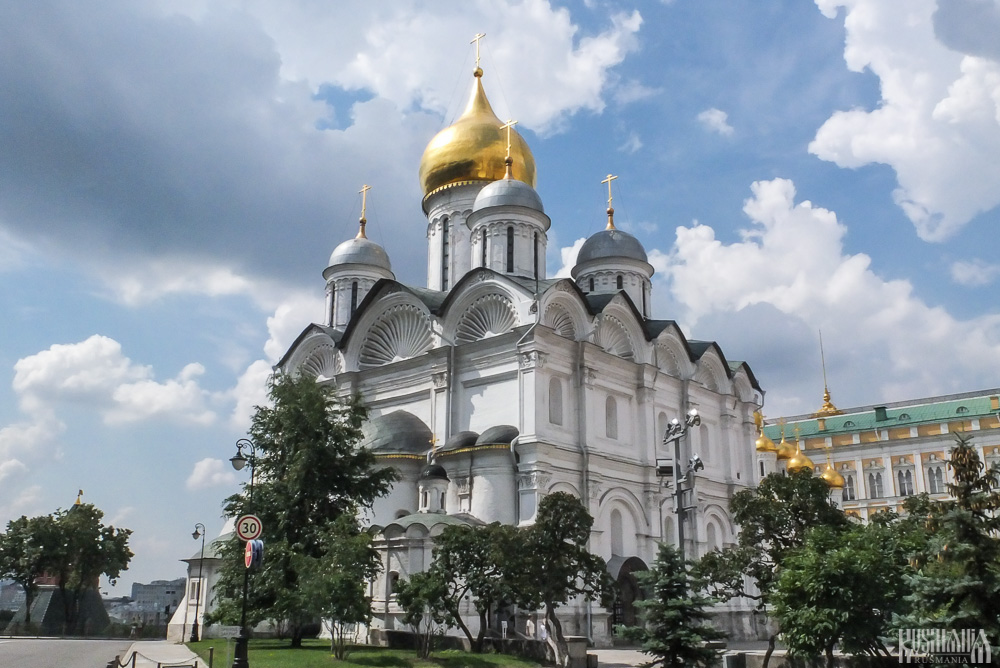 Archangel Michael's Cathedral (June 2013)