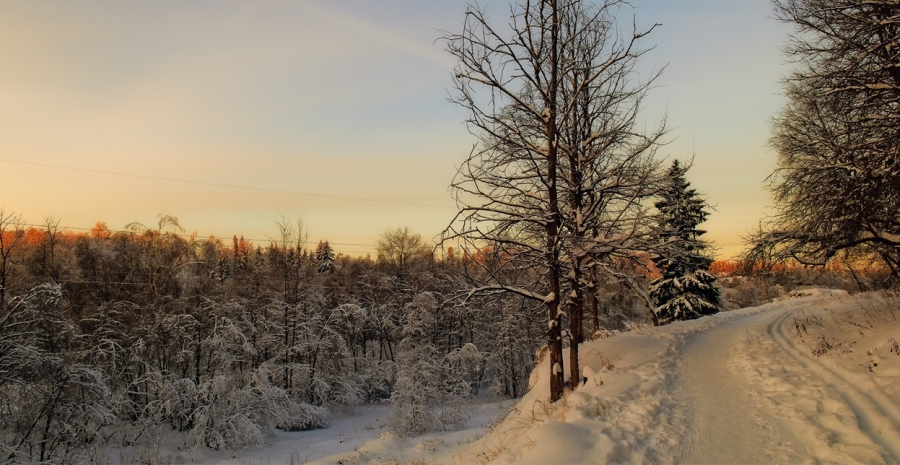 Winter around Golden Ring ©Nikolay Biryukov