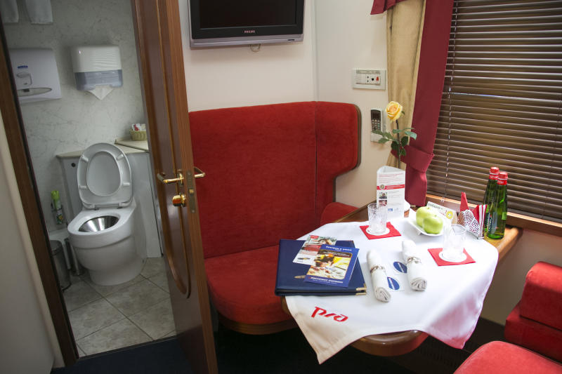 VIP class compartment ©rzd.ru