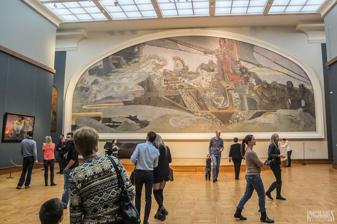 State Tretyakov Gallery: the history of creation, exhibits, photos, address, best tips before visiting 46