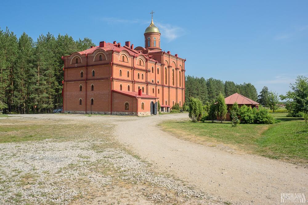 Alapaevsky New Martyrs of Russia Monastery - Sinyachikha