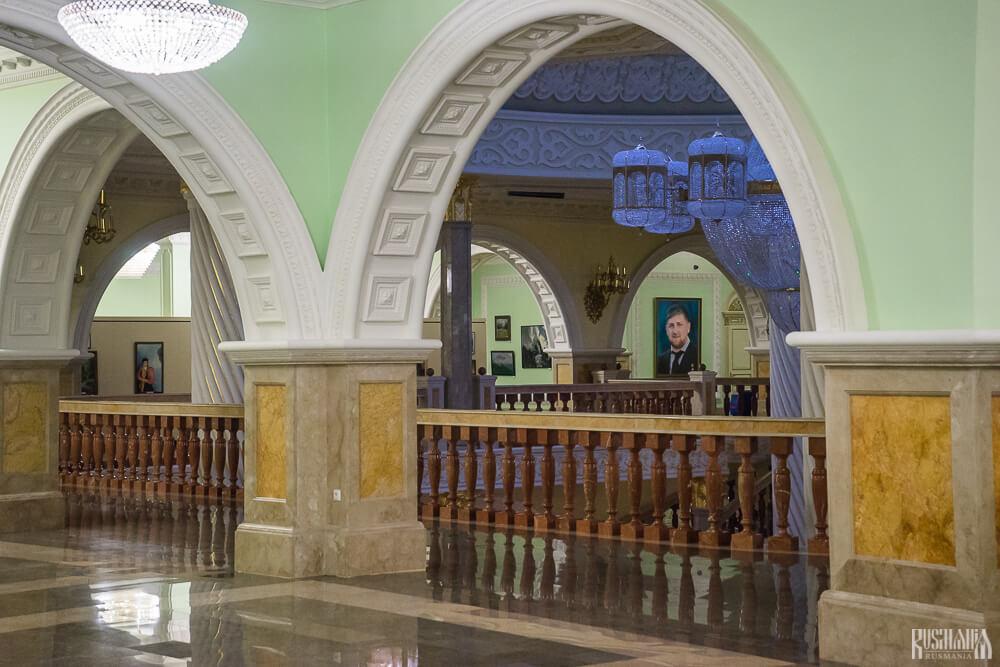 The Akhmat-Khadzhi Kadyrov Museum