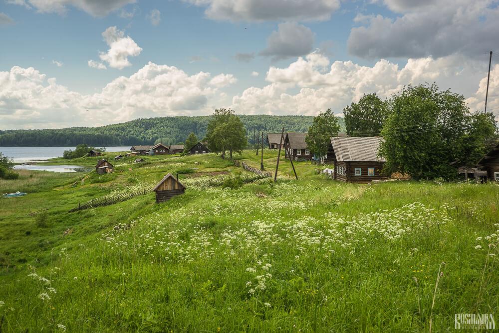 Zekhnovo Village