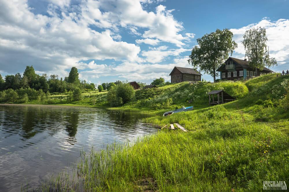Tyryshkino Village