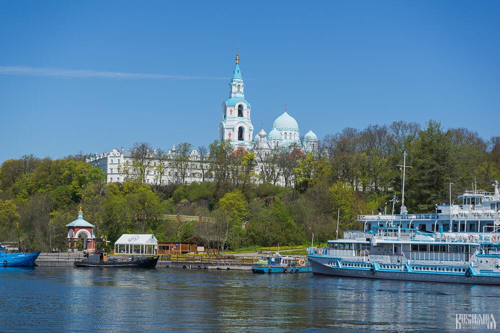 Valaamsky Monastery - Valaam Island