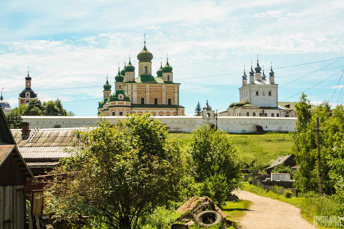 Goritsky Uspensky Monastery - Pereslavl-Zalessky