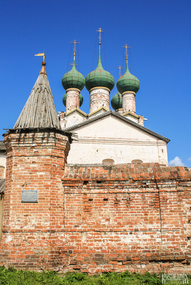 St Gregory the Theologian's Church, Rostov Kremlin (May 2013)