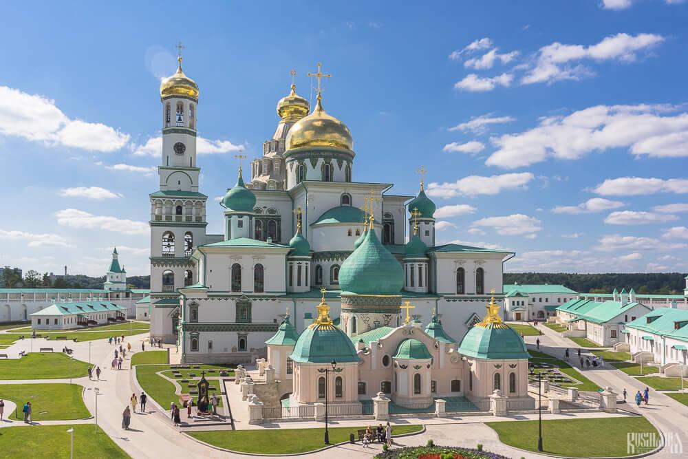 Novoierusalimsky Monastery - Istra