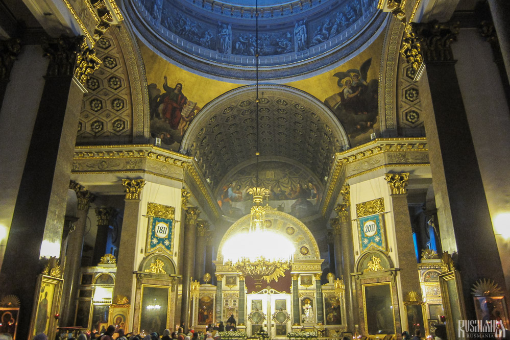 Our Lady of Kazan Cathedral (September 2011)
