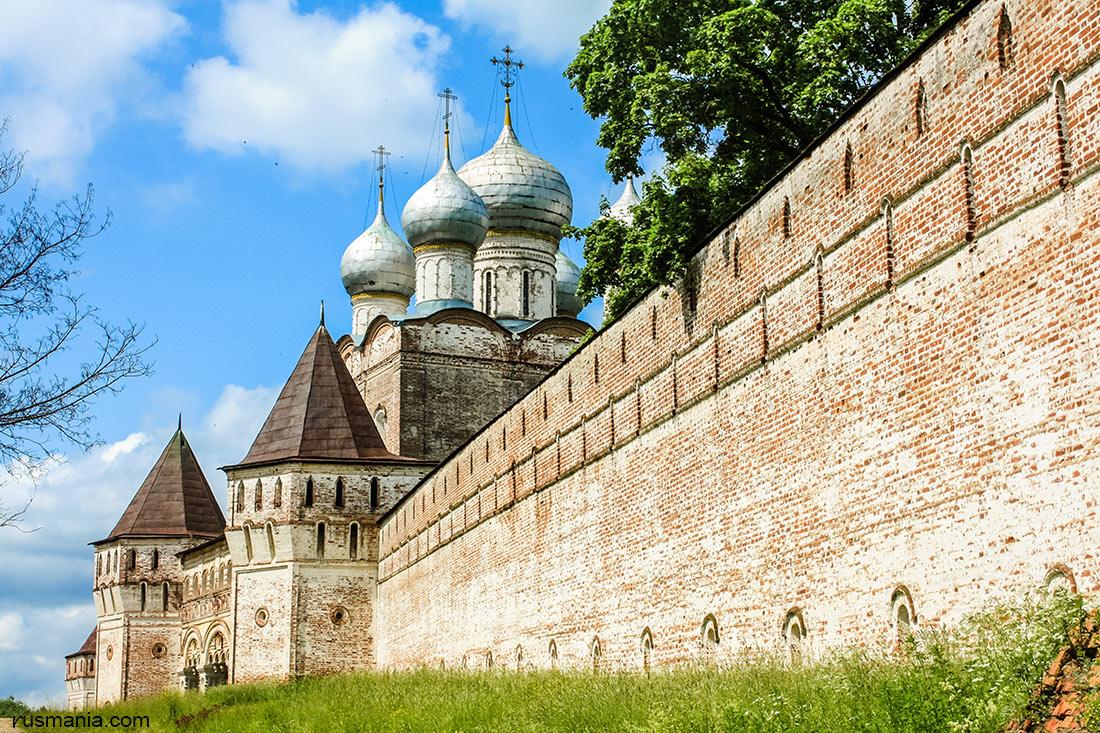Borisoglebsky Monastery in Dmitrov. History, description, interesting facts 40