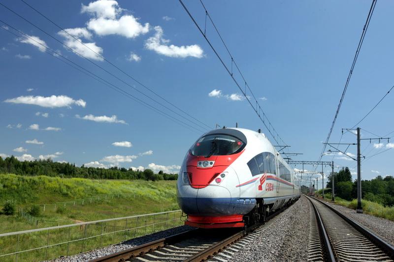 Russian Railways Is Increasing 74