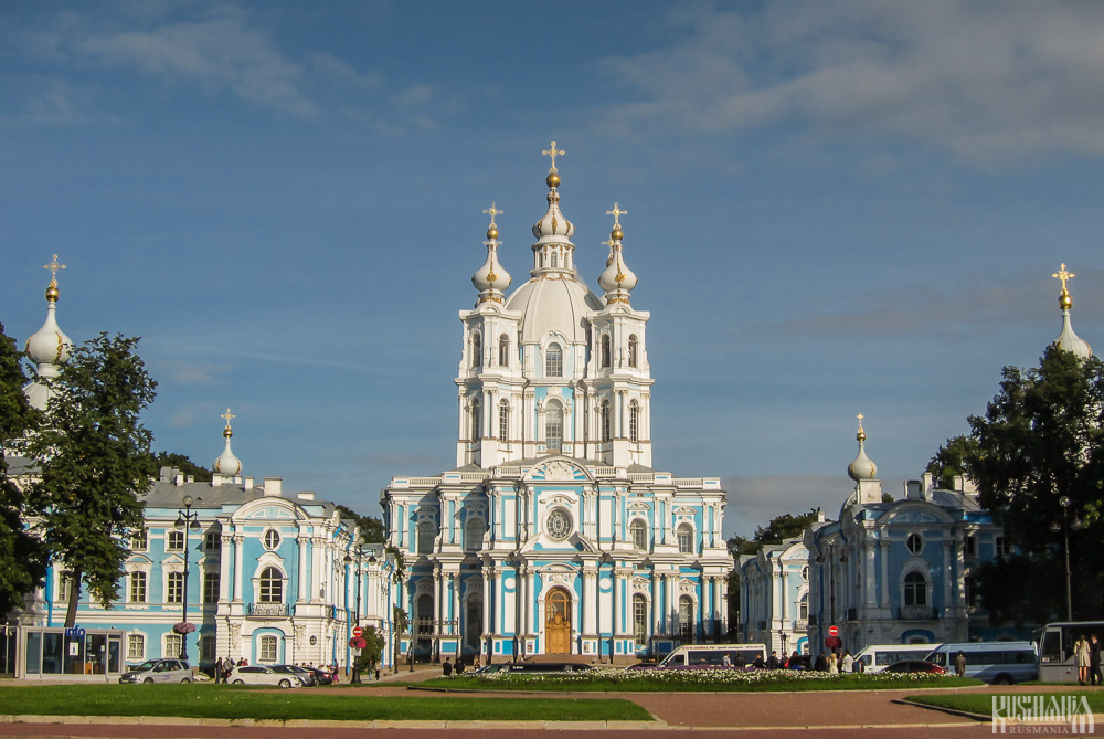 Smolny Convent (August 2010)