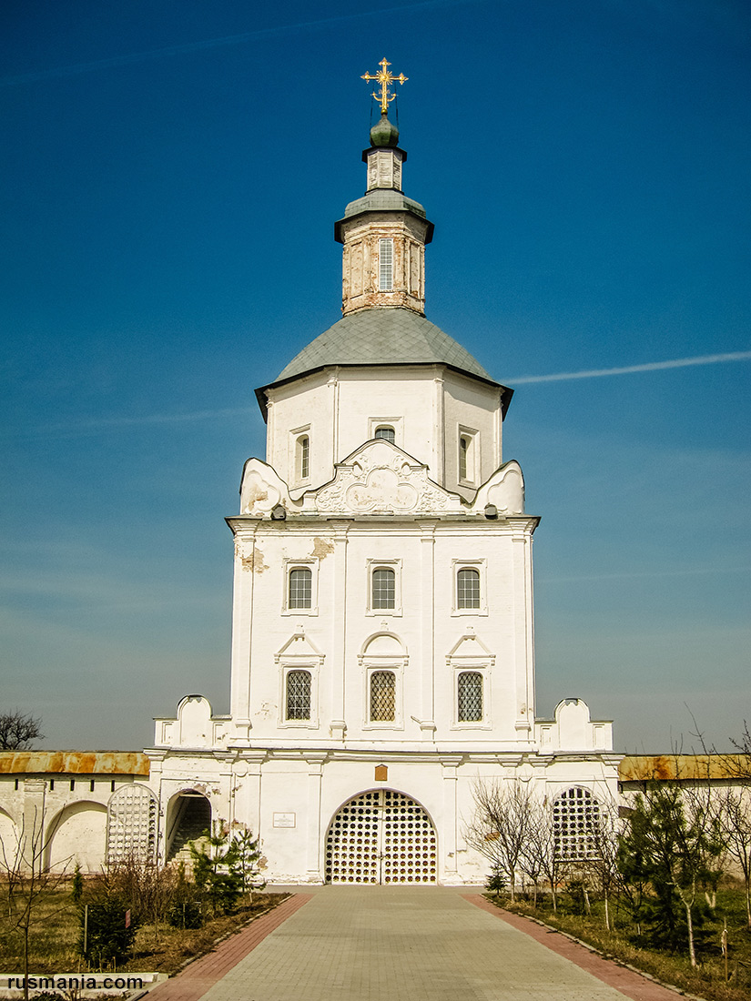Holy Transfiguration Church, Svensky Uspensky Monastery