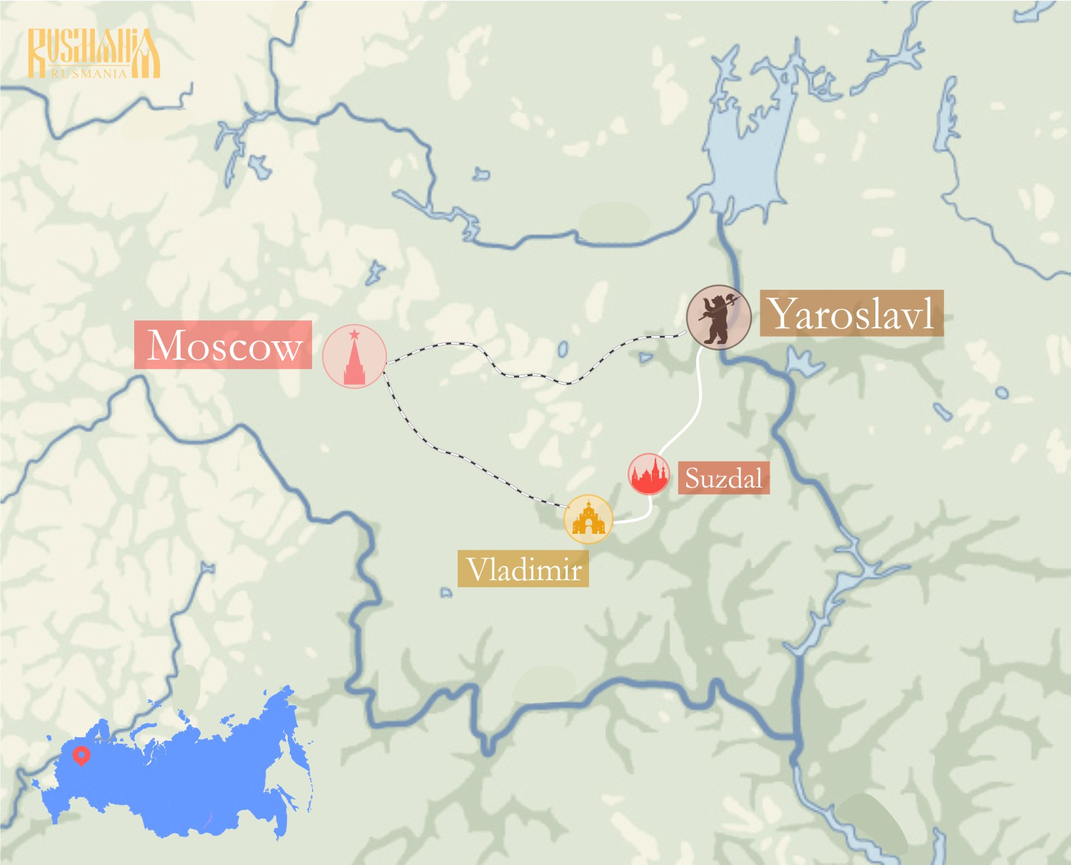 Where is Yaroslavl