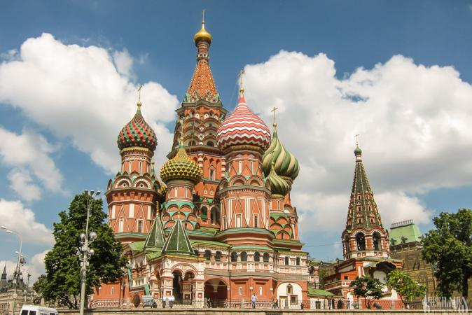 St Basil's Cathedral (June 2013)