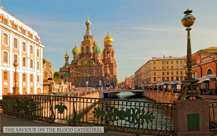 Canals of St Petersburg 2