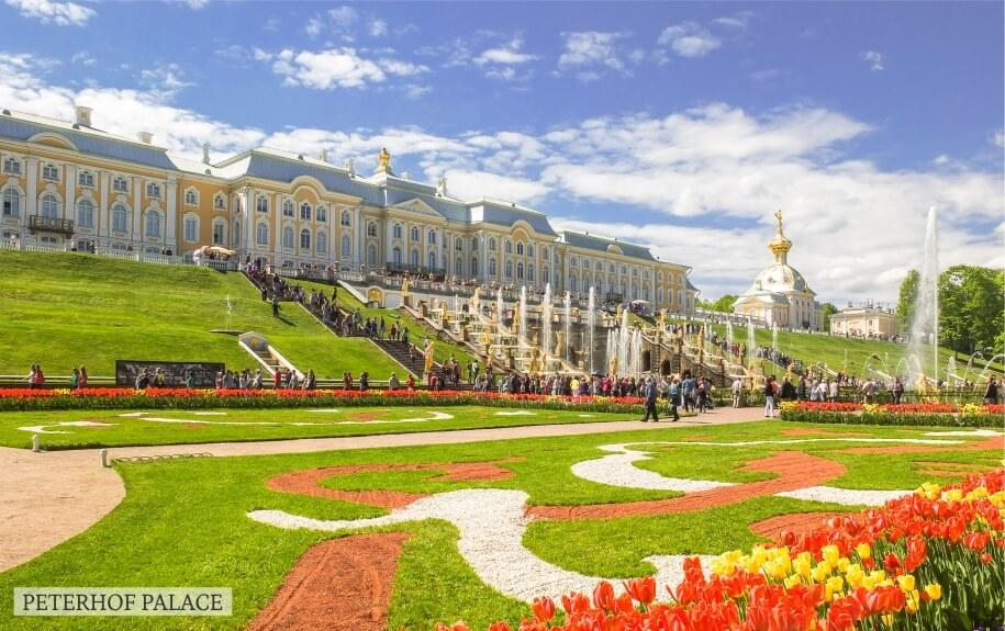Peterhof cover