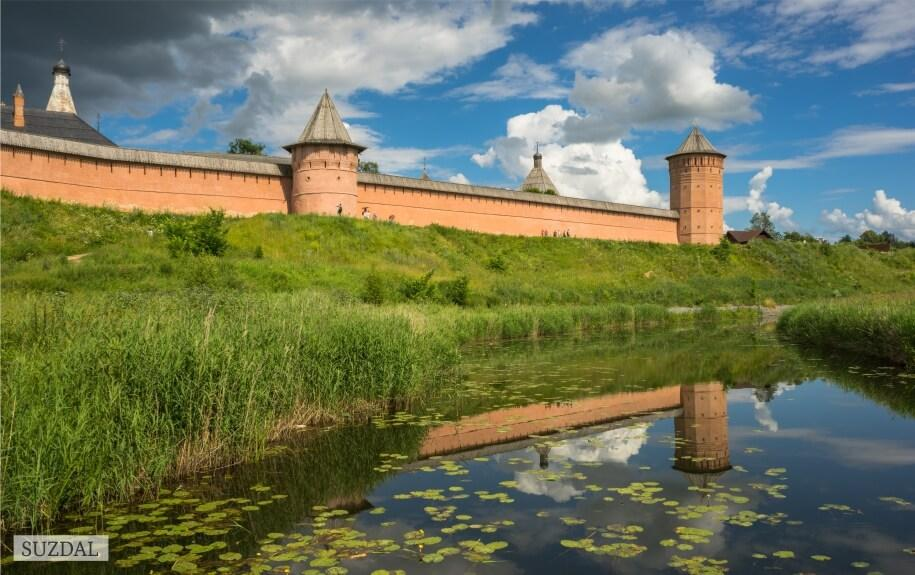 Suzdal day tour 1