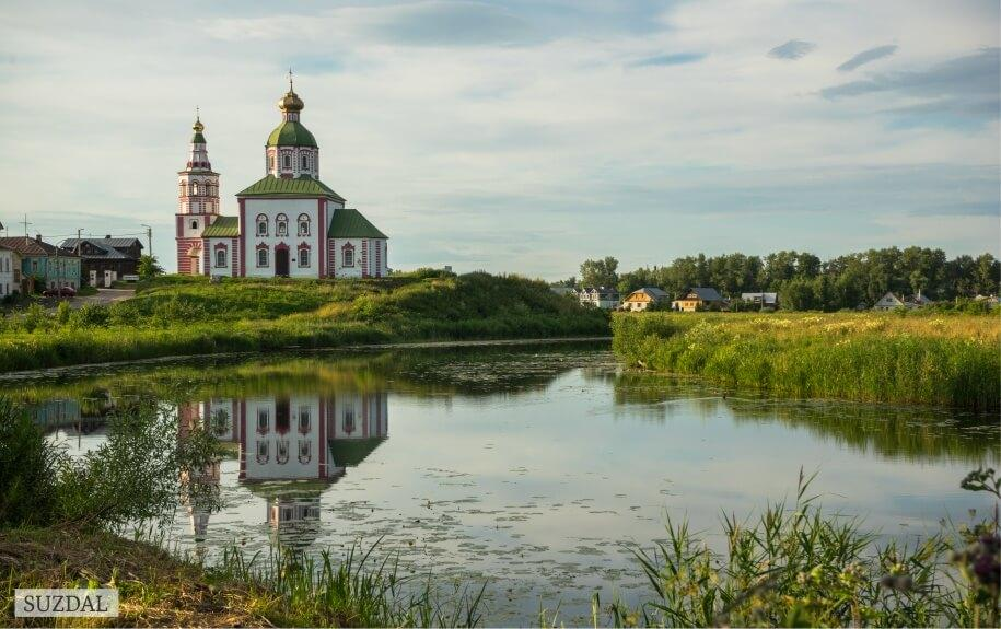 Suzdal day tour 2