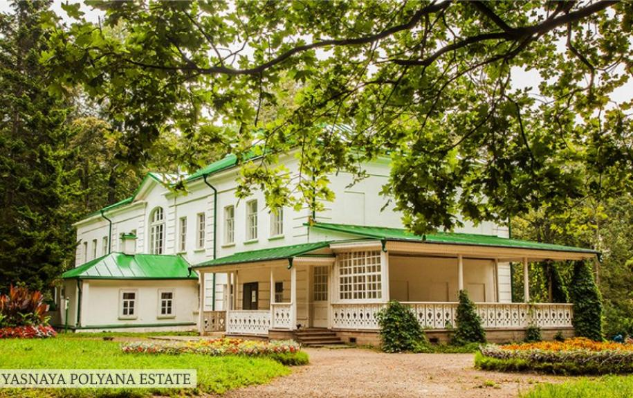 Yasnaya polyana estate3
